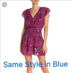 Parker smocked waist dress